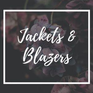 Other - JACKETS & BLAZERS